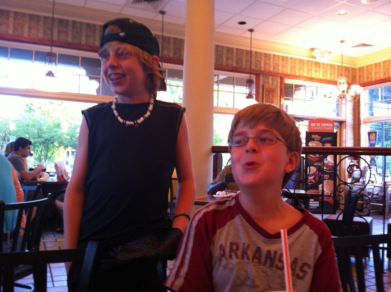 James and Jackson
