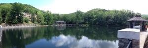 another panoramic shot of Lake Susan: class=