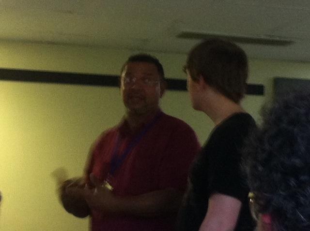 William teaching