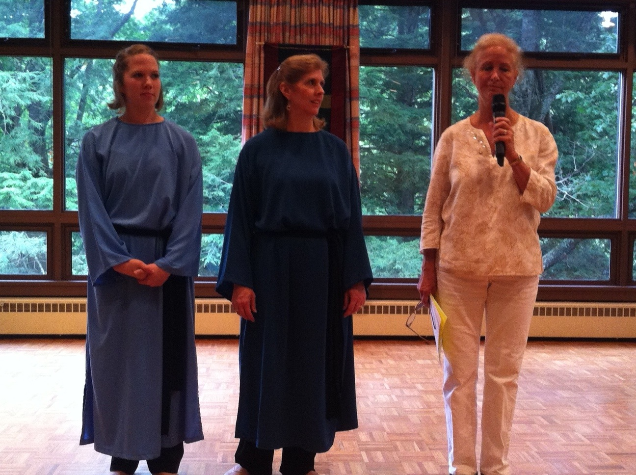 liturgical dance concert