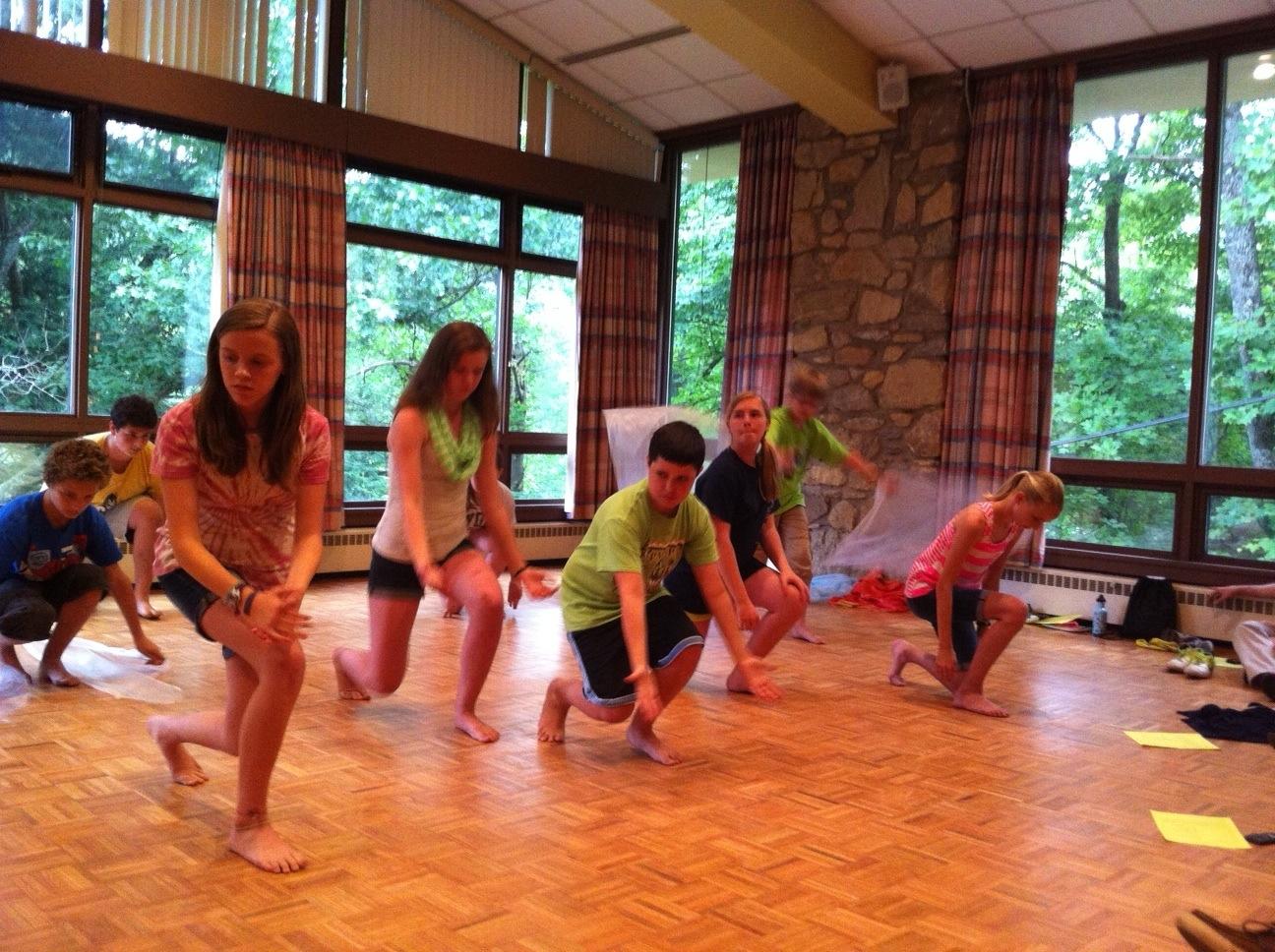 liturgical dance classg
